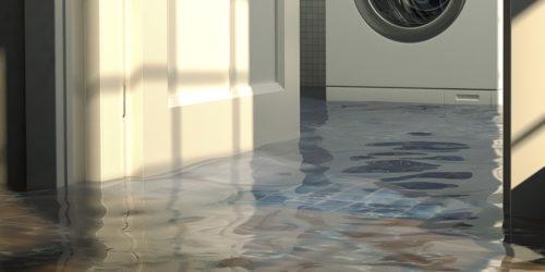 vahinkotarina-vesivahinko taloyhtiossa